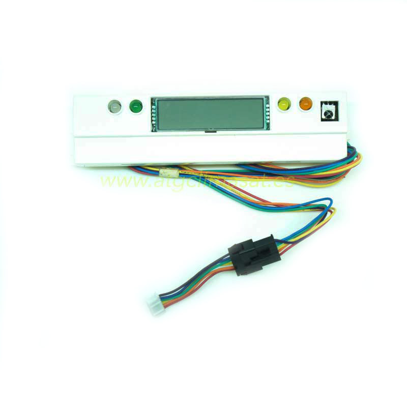 Placa display/receptora NXE/45-60 (45304950)